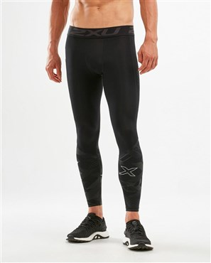 2XU Accel Compression Tights with Storage