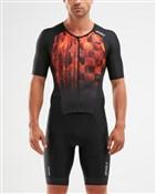 2XU PerformFullZip Sleeved Trisuit