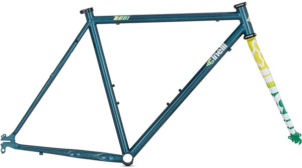 Cinelli Tutto Plus Frameset