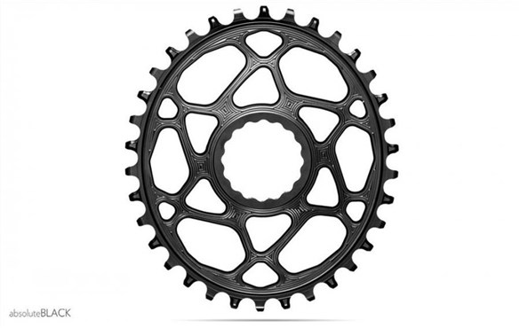 absoluteBLACK MTB Oval RaceFace Cinch Direct Mount BOOST Chainring 12speed