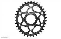 Product image for absoluteBLACK MTB Oval RaceFace Cinch Direct Mount BOOST Chainring 12speed