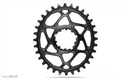Product image for absoluteBLACK MTB Oval SRAM Direct Mount BOOST Chainring 12sp Shimano HG