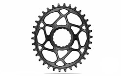 Product image for absoluteBLACK MTB Round RaceFace Cinch Direct Mount BOOST 148 (3mm Offset) Chainring