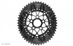 absoluteBLACK Road Oval Cannondale Spidering 2x Chainrings