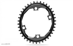 Product image for absoluteBLACK Road Oval SRAM Apex 1x Chainring