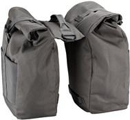 Altura Grid Roll Up Pannier Bags - Pair