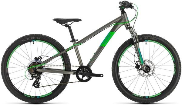 Cube Acid 240 Disc 24w - Nearly New 2020 - Junior Bike