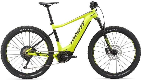 Giant Fathom E + 1 Pro - Nearly New - M 2019 - Electric Mountain Bike