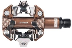 Product image for Look X-Track Gravel Pedals with Cleats