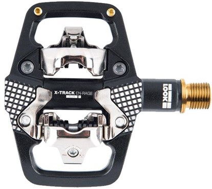 Look X-Track En-Rage Plus TI MTB Pedal with Cleats