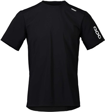 POC Resistance Ultra Zip Short Sleeve Cycling Tee