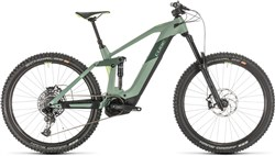 "Cube Stereo Hybrid 160 HPC SL 625 27.5"" 2020 - Electric Mountain Bike"