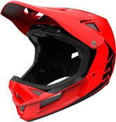 Fox Clothing Rampage Comp Full Face MTB Helmet Infinite