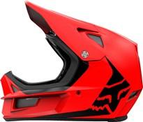 Fox Clothing Rampage Comp Full Face MTB Helmet Infinite