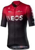 Product image for Castelli Team Ineos Competizione Short Sleeve Jersey