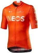 Castelli Team Ineos Competizione Short Sleeve Jersey