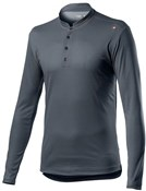 Castelli Long Sleeve Tech Henley Shirt