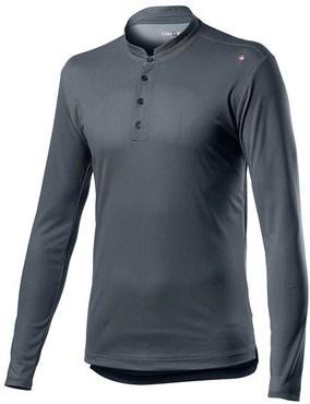 Castelli Long Sleeve Tech Henley Shirt