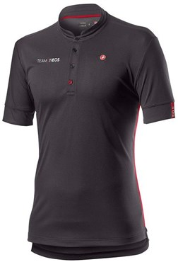 Castelli Team Ineos Short Sleeve Tech Polo
