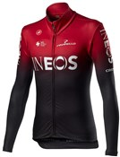 Product image for Castelli Team Ineos Long Sleeve Thermal Jersey