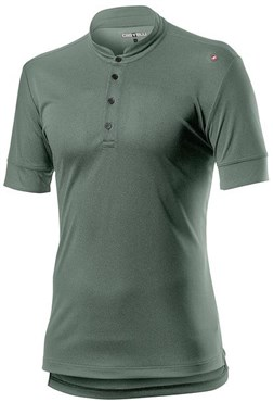 Castelli Short Sleeve Tech Polo