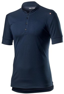 Castelli Short Sleeve Tech Polo
