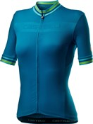 Product image for Castelli Promessa 3 Short Sleeve Womens Jersey