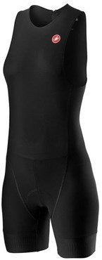 Castelli Core Spr-Oly Womens Sleeveless Tri Suit