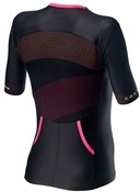 Product image for Castelli Free Speed 2 Womens Short Sleeve Tri Jersey