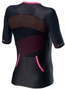 Castelli Free Speed 2 Womens Short Sleeve Tri Jersey