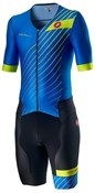 Product image for Castelli Free Sanremo 2 Short Sleeve Tri Suit