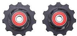 Product image for BBB RollerBoys BDP-12 Ceramic Jockey Wheels