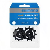 Product image for Shimano Dura-Ace RD-R9100 / R9150 Tension and Guide Pulley Set