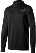 Fox Clothing Defend Thermo Hooded Long Sleeve Jersey