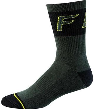 "Fox Clothing 8"" Winter Wool Socks"