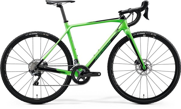 Merida Mission CX 7000 - Nearly New - 56cm 2020 - Cyclocross Bike