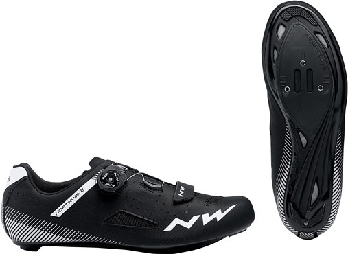 Northwave Core Plus Wide Road Shoes