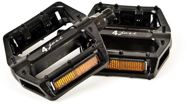 4-Jeri Pro-Style Platform Pedals