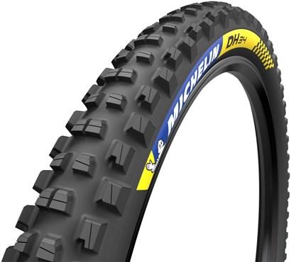 """Michelin DH 34 26"""" Tubular Tyre"""