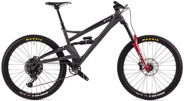 "Orange Alpine 6 Pro-Line 27.5"" Mountain Bike 2020 - Enduro Full Suspension MTB"