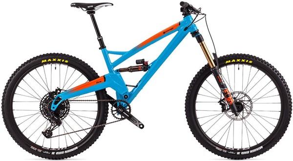 "Orange Five Pro-Line 27.5"" Mountain Bike 2020 - Enduro Full Suspension MTB"