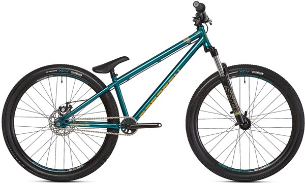 "Saracen Amplitude CR2 26"" 2020 - Jump Bike"