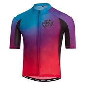 Product image for Madison Turbo Multicolour Mens Short Sleeve Jersey