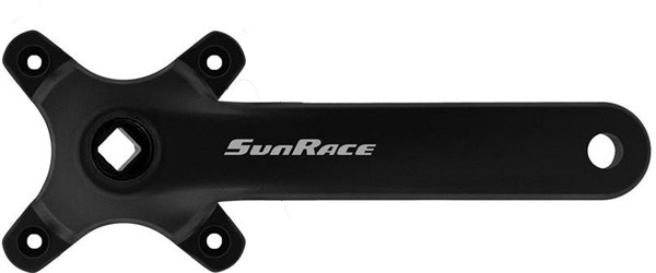 SunRace FCM800 Single Ring Crank