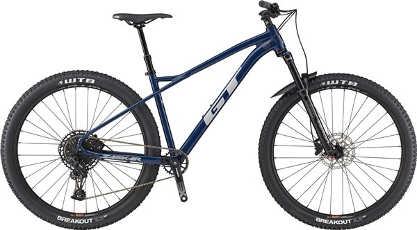 "GT Zaskar LT Elite 29"" Mountain Bike 2021 - Hardtail MTB"