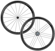 Campagnolo Bora WTO 45 Dark Label 2-Way Fit Clincher Wheelset