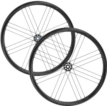 Campagnolo Bora WTO 33 Dark Label 2-Way Fit Disc Clincher Wheelset