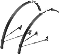 Flinger Race Pro Clip-On Mudguard Set