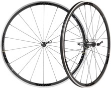 Product image for Miche Neon Black on Black Clincher Wheelset