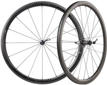 Product image for Miche SWR RC 36/36 Black Clincher Wheelset
